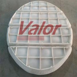 厂家供PP塑料应丝网除沫器 过滤器 除雾器丝网垫 均可定做
