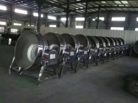 煮肉夹层锅生产厂家|不锈钢化糖夹层锅批发价格|燃气炒锅批发