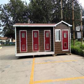 移动厕所厂家 生态环保厕所旅 游景区公共厕所
