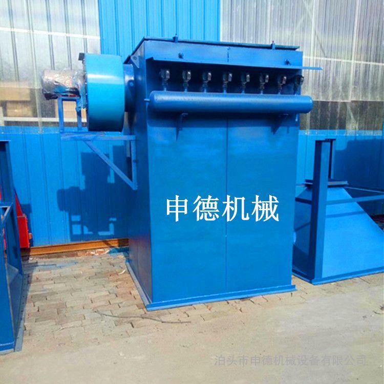 布袋除尘器设备_工业除尘设备的种类有哪些
