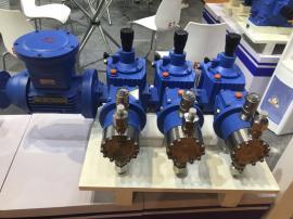 多头液压隔膜计量泵