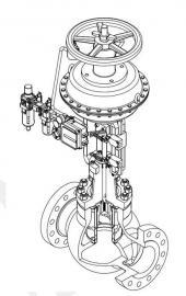 ZJHP-16K顶部导向型单座调节阀(不平衡型)