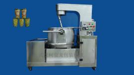 大型工业全自动电动电磁 不锈钢爆米花机kbl-700