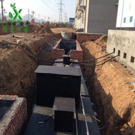 别墅区生活污水处理设备 污水处理设备生产厂家