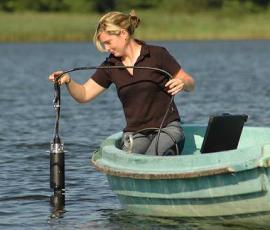 FluoroProbe野外藻类分析仪
