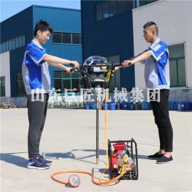 华夏巨匠供应BXZ-2双人背包钻机 便携式取样钻机美国科勒动力