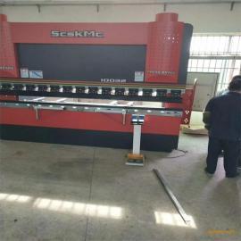 100吨液压数控折弯机 高端数控折板机 4米不锈钢弯板机