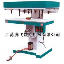 立式液压可调多轴木工钻床 木工机械设备 实木加工机械 厂家直销