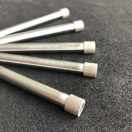 以色列STRAUSS电镀磨头_CBN金刚石电镀磨棒_PM圆柱球头型
