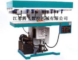 气动立式多轴木工钻床 木工机械设备 实木加工机械 厂家直销
