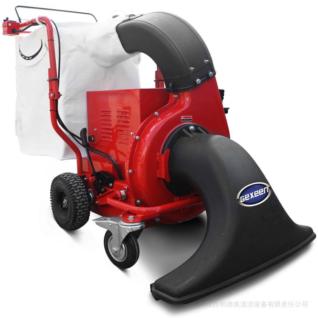 吸落叶机|吸树叶机|吸叶机|垃圾清扫机|捷恩品牌生产厂家