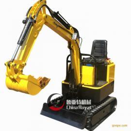 *小型挖掘机生产厂家 多功能迷你挖掘机