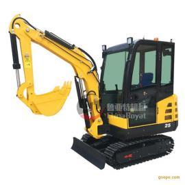 3��小型挖掘�C生�a�S家 �M口配置履��式微型挖掘�C 家用挖土�C