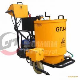 小型沥青路面灌缝机 60升沥青灌缝机厂家直销