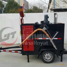 大功率智能温控路面灌缝机 350升水泥路面沥青灌缝机