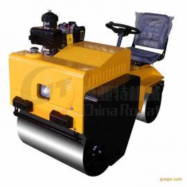 座驾式小型压路机现货供应 柴油振动压路机 回填土压实机
