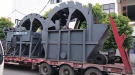 大型洗砂机 轮斗洗砂机 砂石生产线 工厂现货 优惠价
