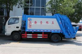 乡镇垃圾车图片