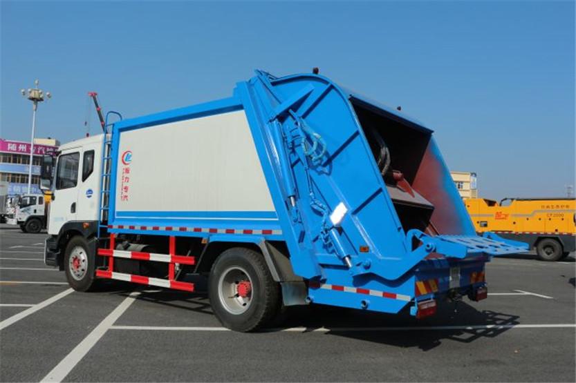 园区垃圾车生产基地