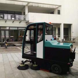 物业用驾驶式扫地机 小区公园清洁用扫地机 落叶砂石用扫地机