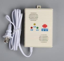 2019家用天然气燃气泄漏报警可联动控制(安全)紧急切断电磁阀