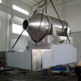 二维混合机-干粉混合设备-混合设备生产