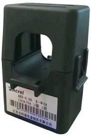 安科瑞开口式电流互感器AKH-0.66/K--φ24 150-200/5A