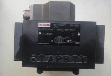 盾构机配件 液压电磁换向阀 4WE6 J 62/EW110N9K4