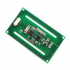 支持14443协议IC读写模块TTL接口安卓系统非接触式读卡模块