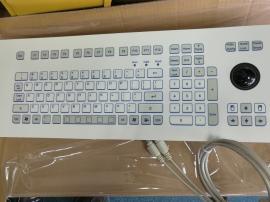 中国区代理 Indukey 工业键盘 KS12875 TKS-105C