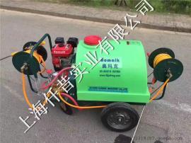 奥玛克300L大容量喷雾机园林移动式汽油打药机 园林植保专用