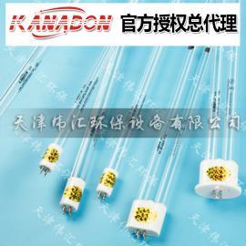 美国KANADON废水处理紫外线320W紫外线杀菌灯GPHHA1554T6L/4P