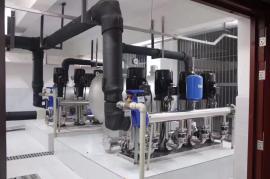 建筑施工用水二次供水泵