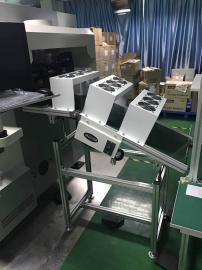 PDI绝缘型降压硅堆模块专用无铅回流焊,捷豹十温区散热器回流焊