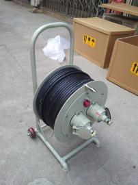 定做BDG58-16a 32a移动式检修防爆电缆盘防爆卷线盘脱线盘