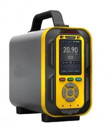 厂家直销--LB-MT6X泵吸手提式六合一气体分析仪