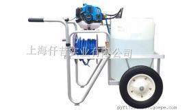 丸山推车式喷雾器GS51EMR-50L 果园防疫消毒专用喷雾打药车
