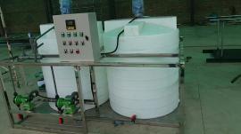 砖瓦厂隧道窑自动加碱设备机