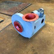 高温气体输送风机/烟气增压风机/管道增压风机