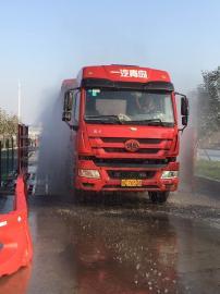 诺普达工地洗车机_价位合理 质优价廉的工地冲洗平台