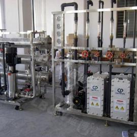 太阳能光伏行业用超纯水设备,高纯水设备,EDI超纯水设备