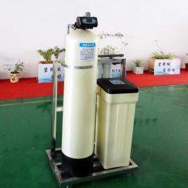 大河人家2T/H全自动软化水设备,小型软化水设备,离子交换器