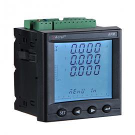 安科瑞APM800/MLOG多功能�W�j�力�x表