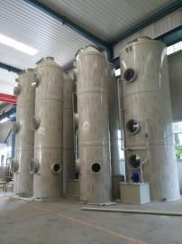 环保设备酸雾净化塔PP喷淋塔脱硫塔氨吹脱塔洗涤塔废气设备