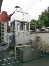 不锈钢喷淋塔 方形喷淋塔 废气喷淋塔 304不锈钢喷淋塔
