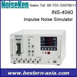 NoiseKen INS-4040 高�l噪�模�M��器