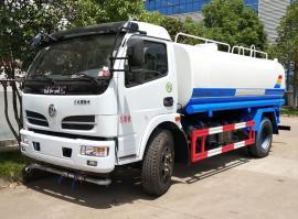 东风多利卡10吨园林矿区洒水车