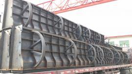 隔离墩钢模具 预制隔离墩 公路隔离墩钢模具质优价廉中泽模具