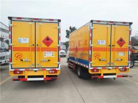红河专业危险品运输车厂家地址