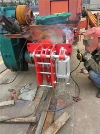 YFX-800/80防风铁楔 电力液压防风铁楔制动器 起重机防风装置